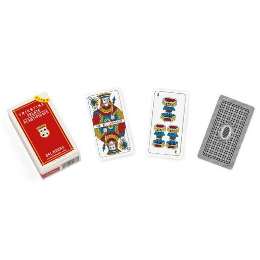 Dal Negro playing cards - TRIESTINE