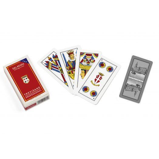Dal Negro playing cards - TREVISANE