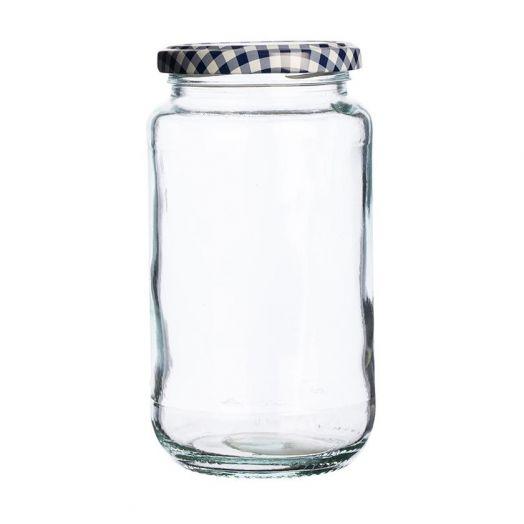 Round Jar 580ml