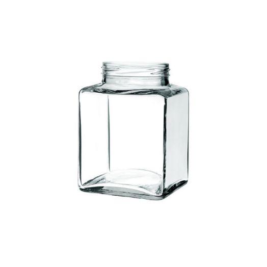 Square Jar 380ml