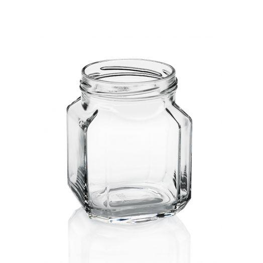 Premium Square Jar 380ml