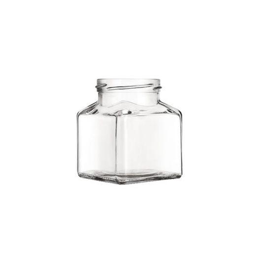 Square Jar 110ml