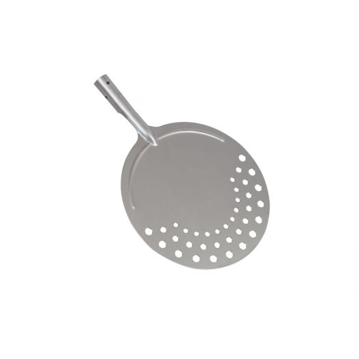 Round Pizza Peel - 25cm Perforated