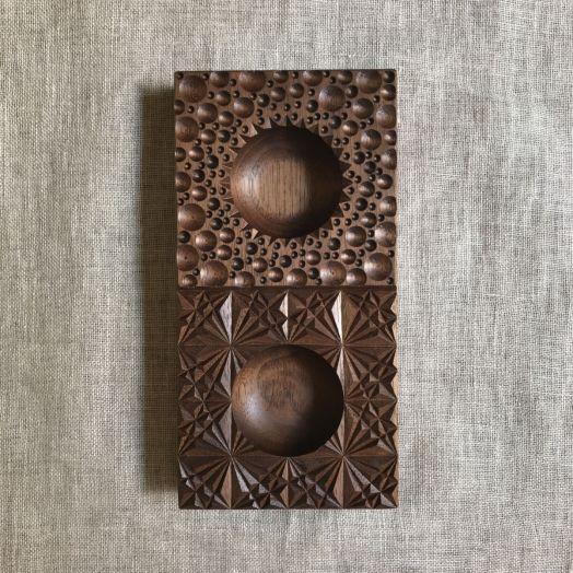 IMAIKOUBA Wooden Ravioli Board - Small 2S058