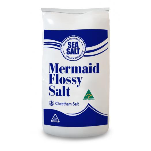 Fine Flossy Sea Salt - 15kg