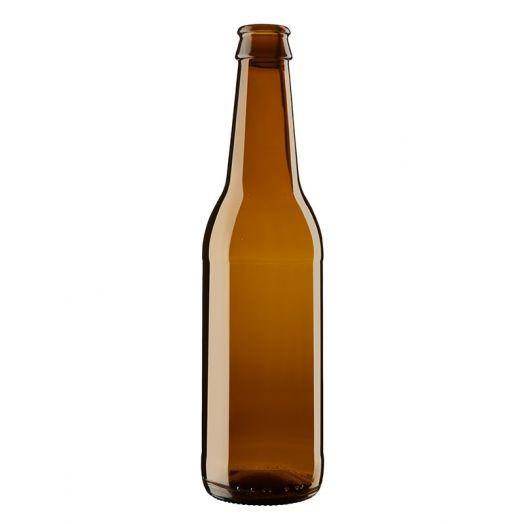 Beer Bottle Amber 330ml
