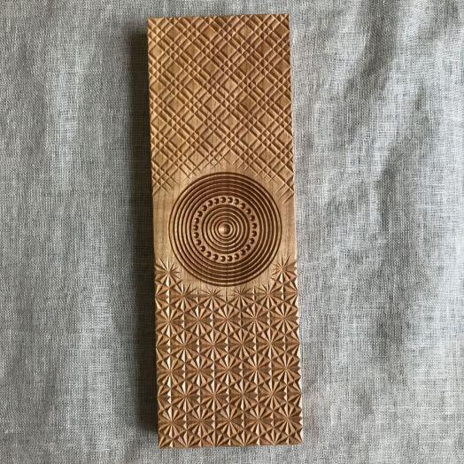 IMAIKOUBA Wooden Ravioli Board - Large SH333