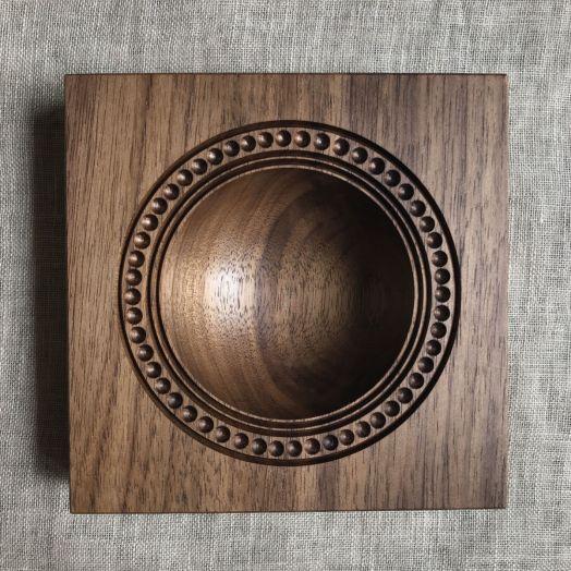 IMAIKOUBA Wooden Ravioli Board- Large L405