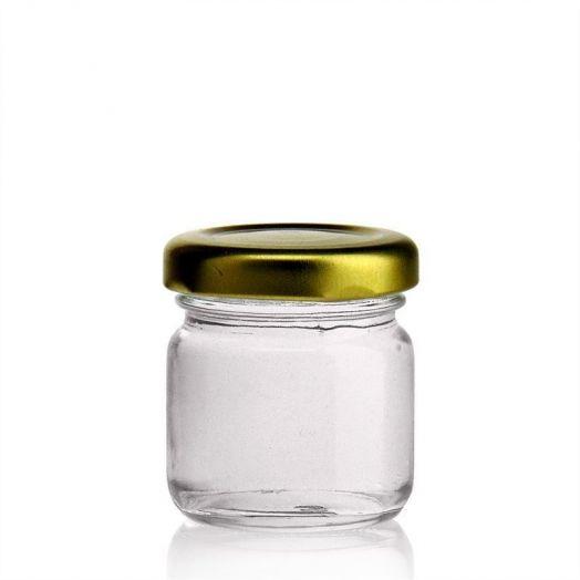 Round Jar 40ml