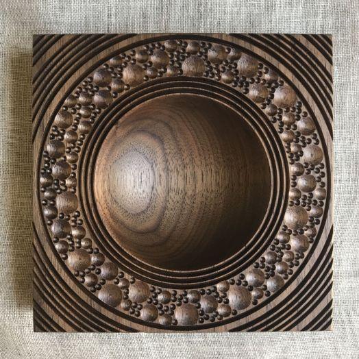 IMAIKOUBA Wooden Ravioli Board- Large L418