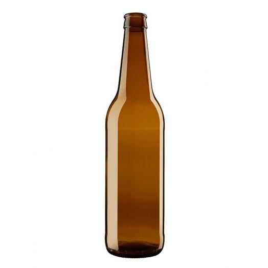 24 x Beer Bottle Amber 500ml