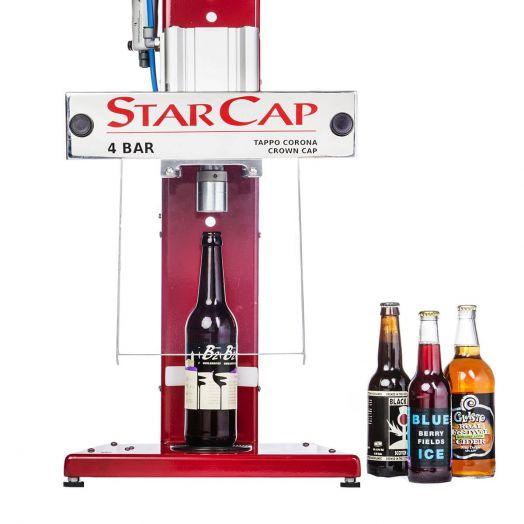 Starcap Pneumatic Capper