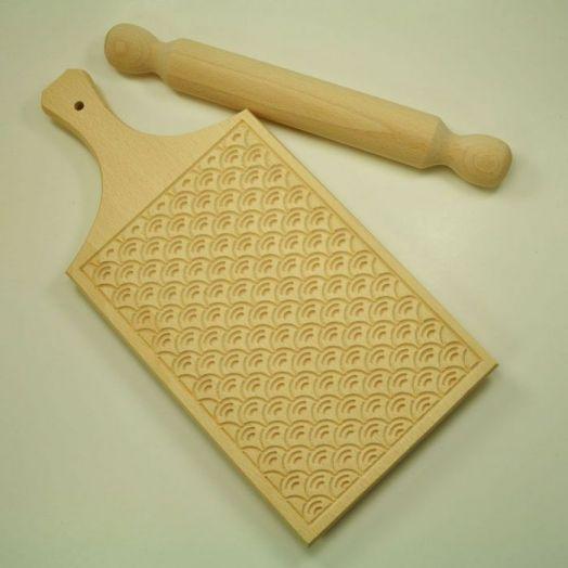 Wooden Cavarola Board