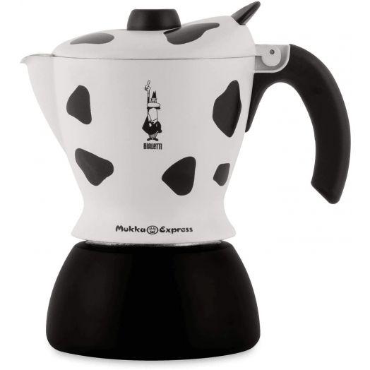 Bialetti Mukka Express - Cappuccino Maker 2 Cup