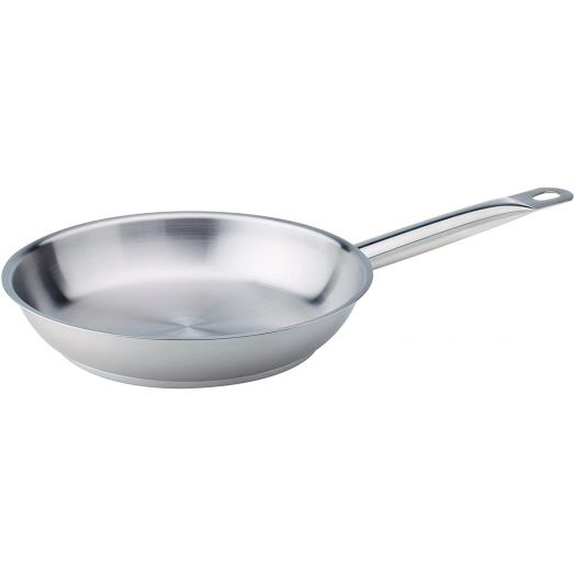 Pentole Agnelli Stainless Steel Fry Pan