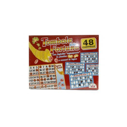 Tombola Della Fortuna - 48 cards