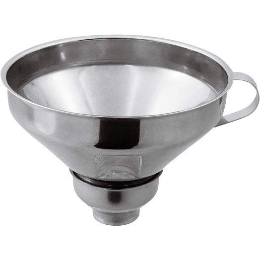 Stainless Steel Jar Filling Funnel