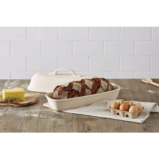Bread baking cloche - rectangular