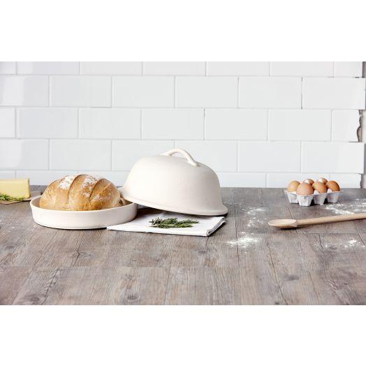 Bread baking cloche - round
