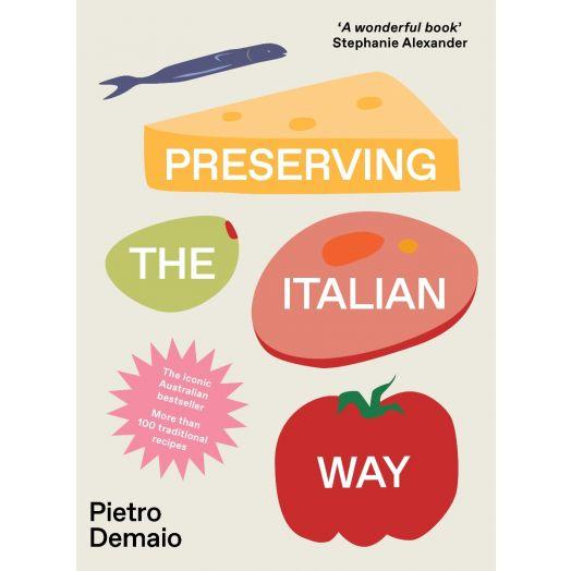 Preserving the Italian Way - Pietro Di Demaio