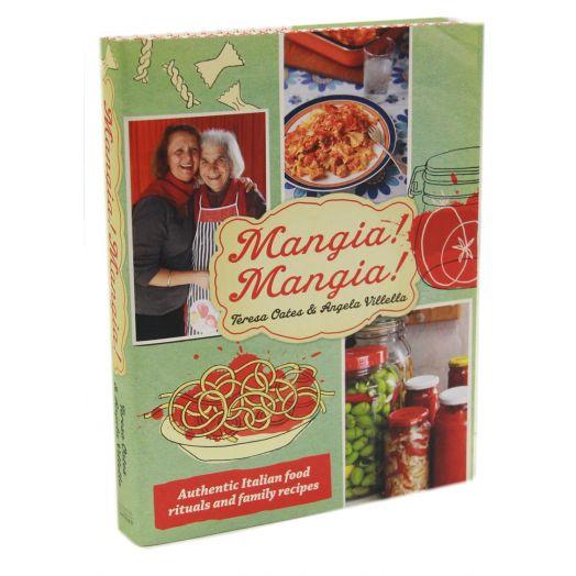 Mangia, Mangia Cookbook