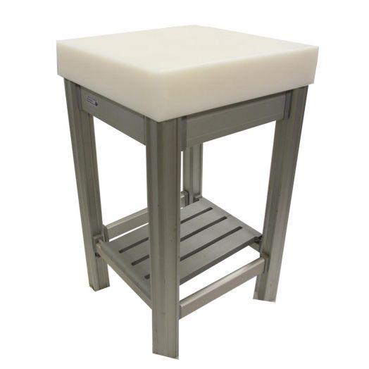 Sturdy Polypropylene & Aluminium Chopping Block (500cm)