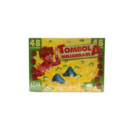 Tombola Milardaria - 48 cards
