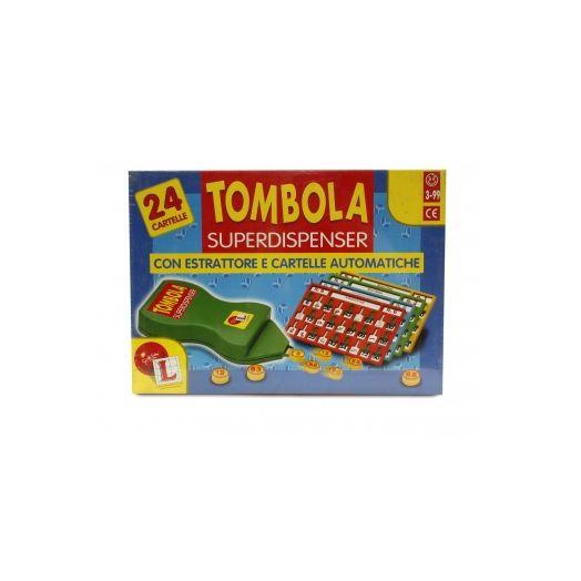 Tombola Superdispenser - 24 cards