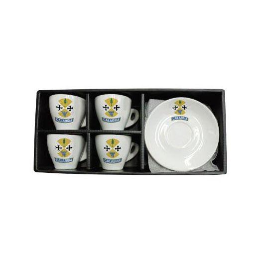 Espresso Cups 4 set - Calabria