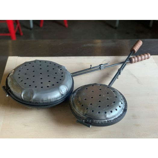 Chestnut Roaster with handle
