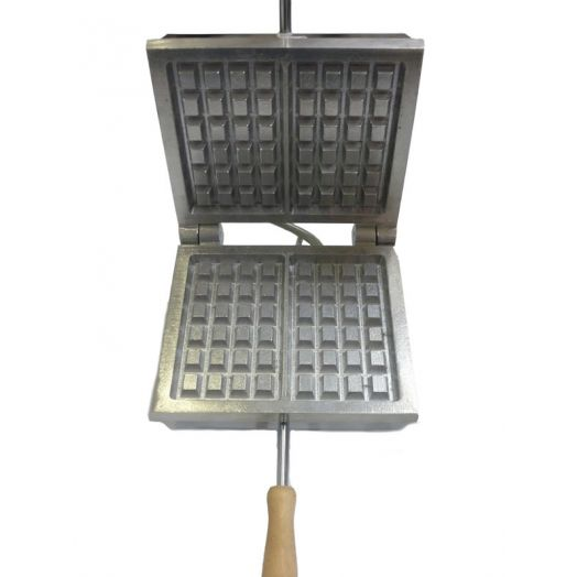 Large Double Waffle Iron