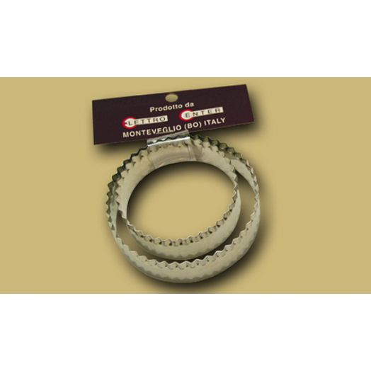MULTIPURPOSE SMOOTH-TOOTHED RINGS 2PCS.