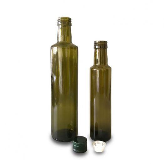 Dorica 100ml Amber sample