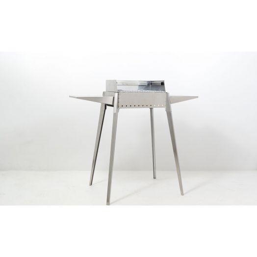 Stainless steel BBQ - MINI
