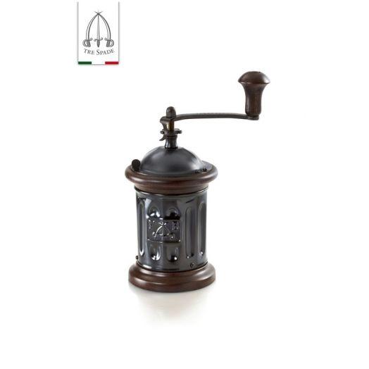 Tre Spade coffee grinder - Metal finish