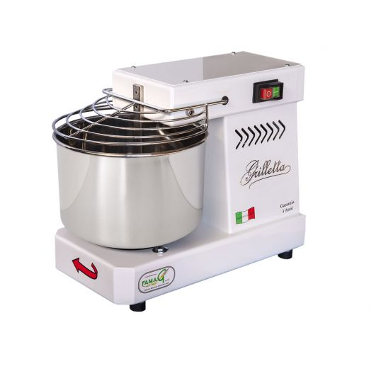 FAMAG Grilletta 5kg Dough Mixer - Fixed