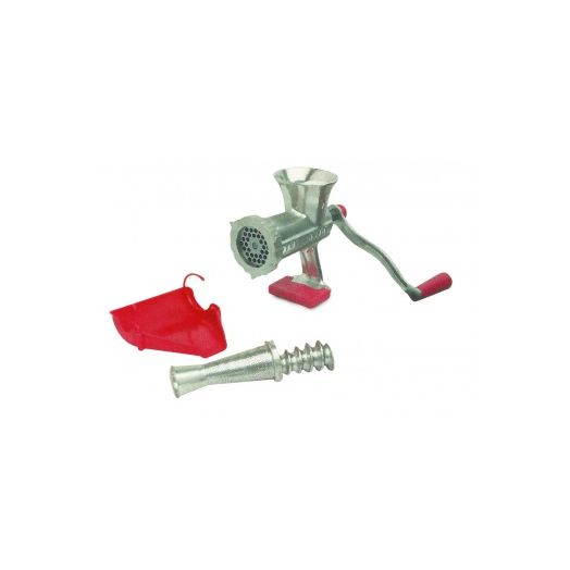 Sauce making attachment for number 8 meat mincers