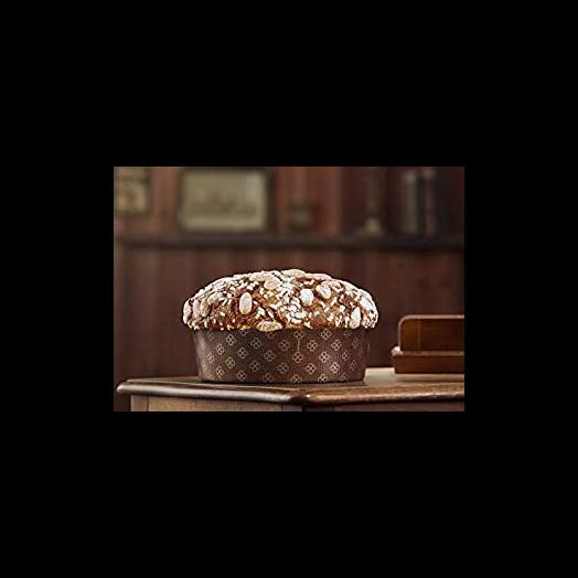 Cake / Panettone Pan Low 600g (10pc)