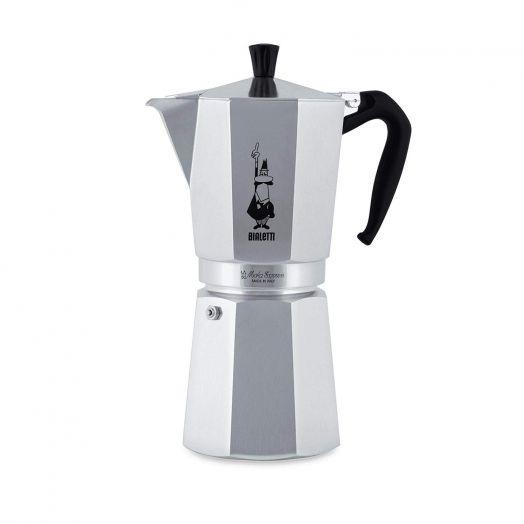 Bialetti Moka Express Coffee Perculator 12 Cup