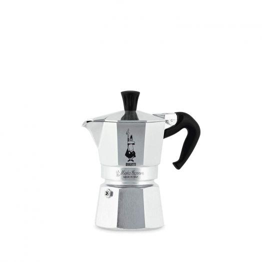 Bialetti Moka Express Coffee Perculator 1 Cup