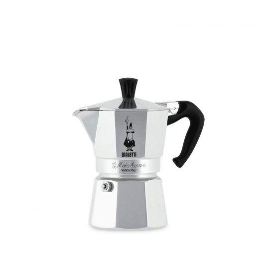 Bialetti Moka Express Coffee Perculator 3 Cup