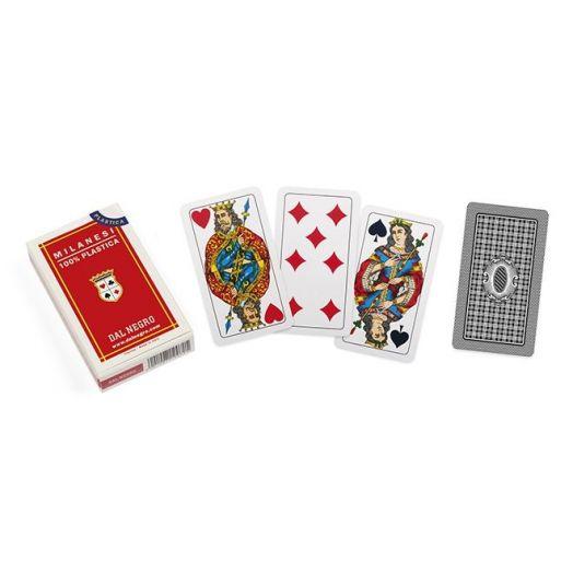 Dal Negro playing cards - MILANESE