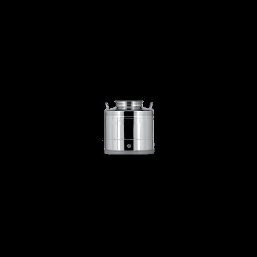 Olive Oil S/S Tank - 25lt
