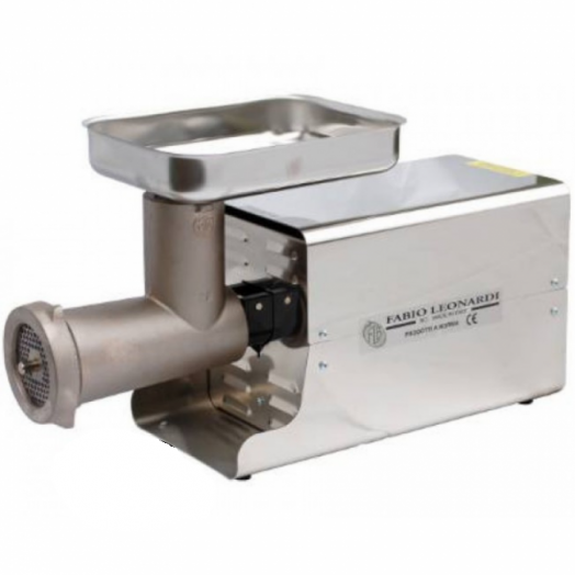 FLB MR6 1.5hp with #22 mincer stainless steel cover