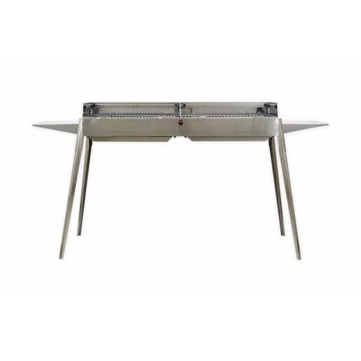 Stainless steel BBQ - MAXI
