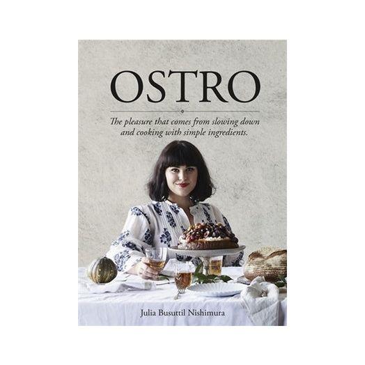 Ostro - By Julia Busuttil Nishimura