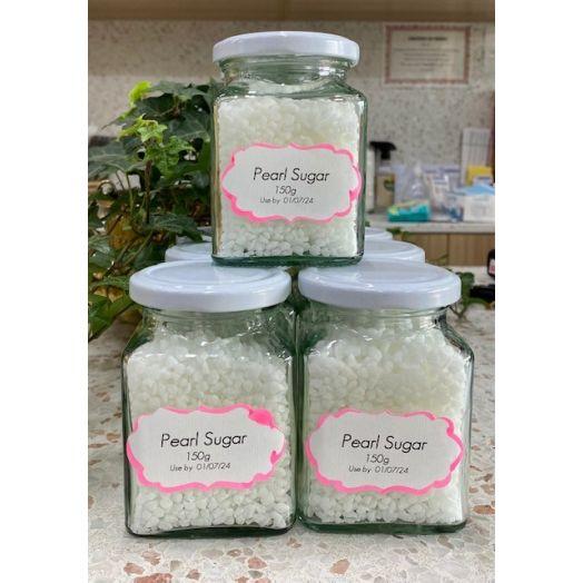 Pearl Sugar Jar 150g