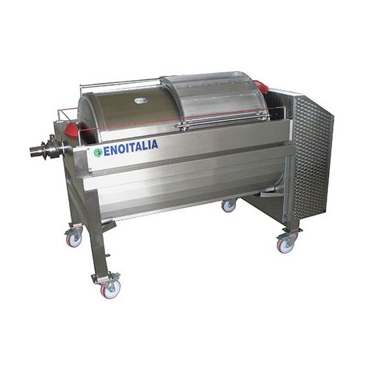 DELTA pneumatic grape press