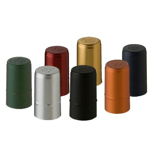 PVC Capsules - Various colours