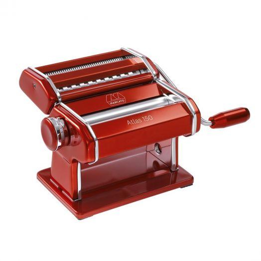 Marcato Atlas 150 Wellness Pasta Machine RED
